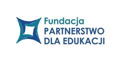 Logo - Fundacja Partnerstwo dla Edukacji
